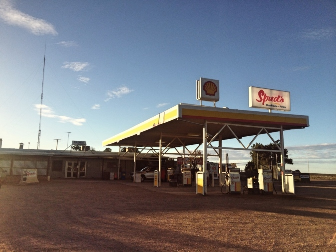 Spud's Roadhouse, South Australia