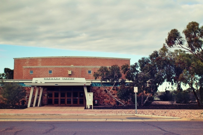 Woomera Theatre, South Australia