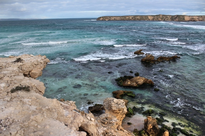 Coffin Bay National Park coast view, South Australia
