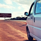 Never a dull moment: the Nullarbor Plain