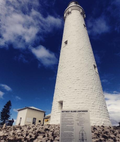 Lighthouse, Rottnest Island Western Australia