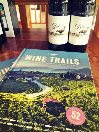 Capel Vale Estate in Lonely Planet's Wine Trails, Western Australia