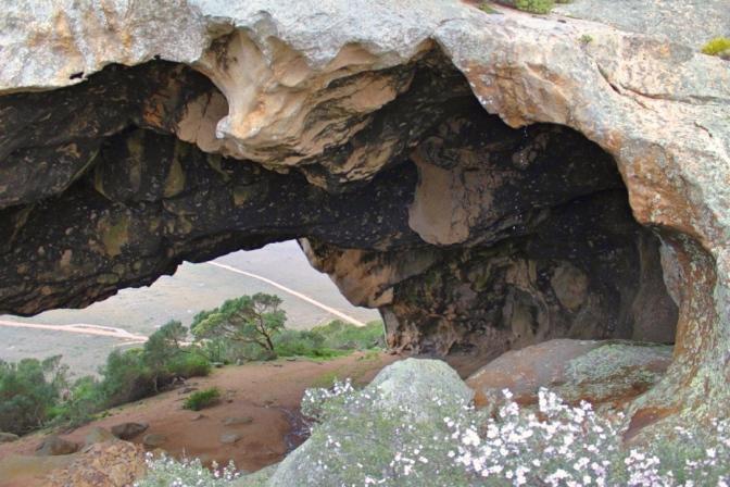 Cave, Frenchman Peak, Cape Le Grand, Western Australia
