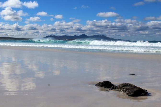 Beach at Point Anne, Fitzgerald National Park, Western Australia
