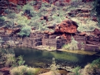 Gorgeous gorges, wild waterfalls and plunge pools: Karijini National Park