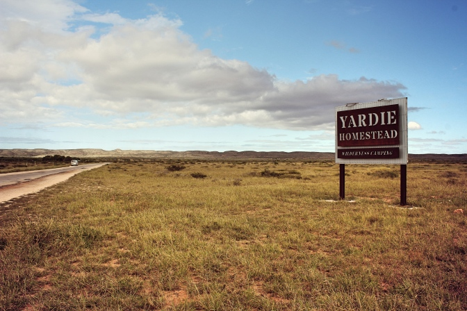 Yardie Homestead, Cape Range National Park Western Australia