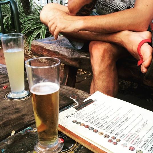 Beer, Matsos Brewery, Broome Western Australia