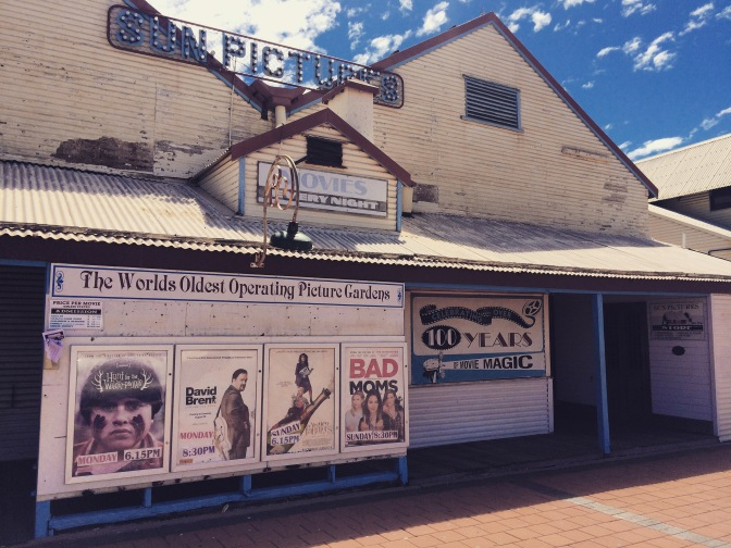Sun Pictures cinema, Broome, Western Australia