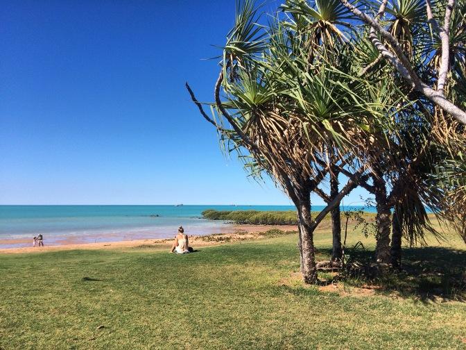 Roebuck Bay Caravan Park, Broome, Western Australia