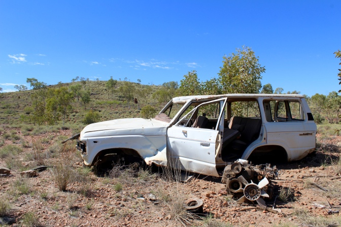 Back roads of Halls Creek, Western Australia