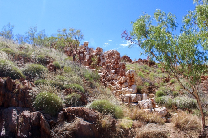China Wall, Halls Creek, Western Australia