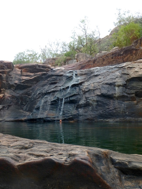 Gunlom rock pool, Kakadu National Park, Northern Territory