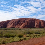 Between the Rock and a hard place: Uluru and Alice Springs