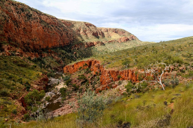 Ormiston Gorge, Red Centre, Northern Territory, Australia