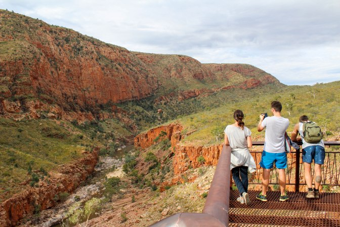 Ormiston Gorge, Larapinta Drive, Northern Territory, Australia