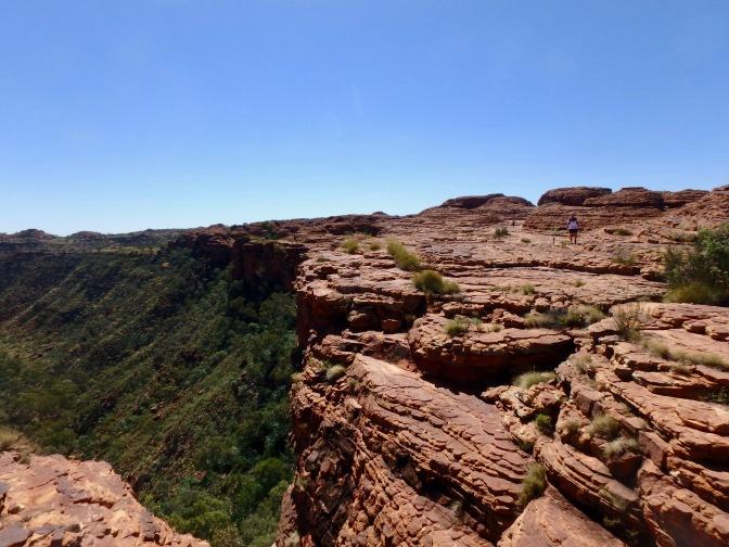 King's Canyon, Red Centre, Northern Territory, Australia