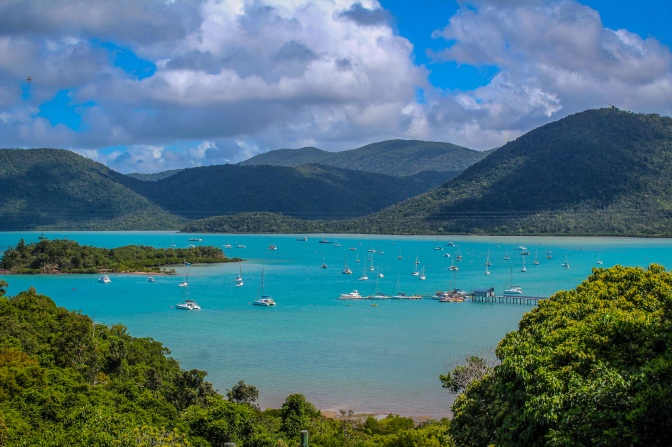 Airlie Beach, Whitsundays, Queensland, Australia