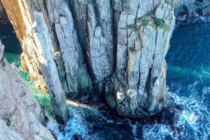 Totem Pole, Cape Huay, Tasmania, Australia