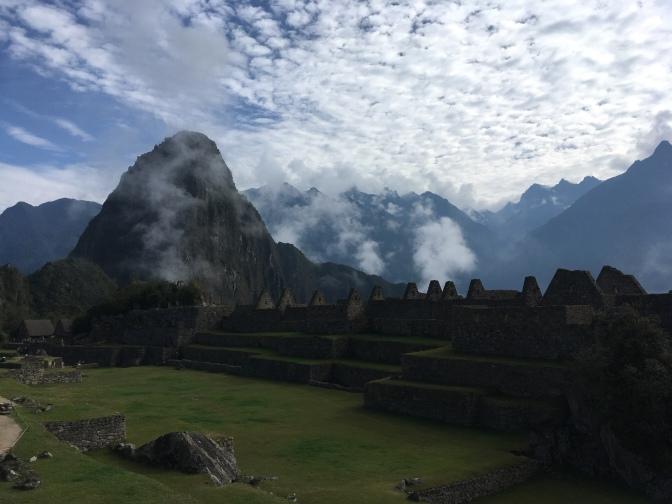 Mysterious Machu Picchu, Peru