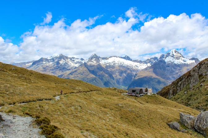 Harris Saddle, Routeburn Track, New Zealand