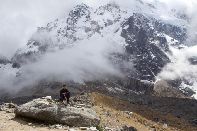 Salkantay summit, Peru